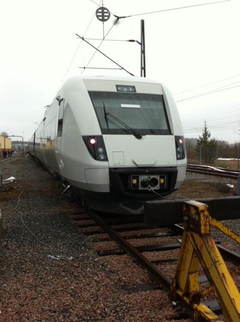 X3000 tåg